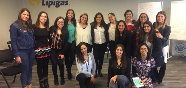 3er Taller en Lipigas: Empoderando a más mujeres para conectar sus propósitos, con sus propios estilos de liderazgo